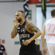Basquete: Com grande atuação, Botafogo vence atual campeão do NBB fora de casa por 104 a 100