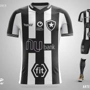 Botafogo negocia patrocínio master com 2 bancos digitais, mas descarta Nubank