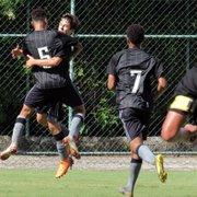 Base: Botafogo estreia com goleada de 8 a 1 no Carioca Sub-15; sub-17 também vence