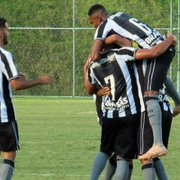 Base: Botafogo vence Resende e segue líder do Grupo A da Taça GB Sub-20