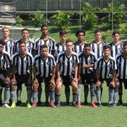 Base: Botafogo vira sobre a Chapecoense e vence fora de casa no Brasileiro Sub-17