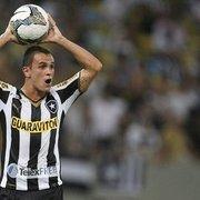 Ex-Fogão, lateral-direito Lucas é anunciado pelo Botafogo-SP
