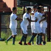 Base: Botafogo sub-15 aplica goleada de 9 a 1; Sub-17 vence America de virada