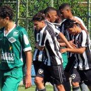 Base: Pela Taça GB, Botafogo Sub-17 goleia Cabofriense por 4 a 0; Sub-15 brilha novamente e faz 8 a 0