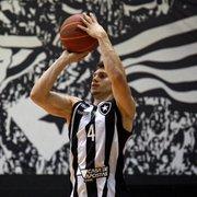 Certo no futebol, site 'Casa de Apostas' faz patrocínio pontual no basquete do Botafogo