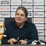 Rotenberg celebra aprovação do clube-empresa na Câmara: 'Três investidores procuraram o Botafogo'