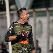 Rival: Victor não treina e deve desfalcar o Atlético-MG contra o Botafogo na Sul-Americana
