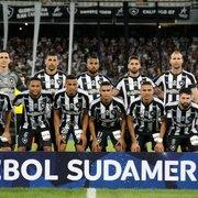 Botafogo tem na Copa Sul-Americana a chance para amenizar crise financeira