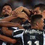 Relembre a campanha até aqui imbatível do Botafogo na Copa Sul-Americana