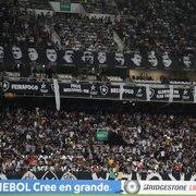 Botafogo x Atlético-MG pela Sul-Americana tem 10 mil ingressos vendidos antecipadamente