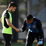 Botafogo e Rodrigo Pimpão prestam solidariedade a Sidão
