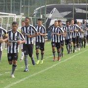 Base: Botafogo visita o Corinthians nesta quinta, às 16h, pelo Brasileiro Sub-17; SporTV mostra