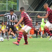 Base: Botafogo perde do Flamengo e cai nas semifinais da Taça Guanabara Sub-20
