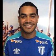 (OFF) Ex-Botafogo, atacante Brenner deixa o Goiás e é anunciado pelo Avaí