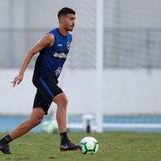Site explica por que o Botafogo decidiu vender o jovem Glauber, chamado por Tite