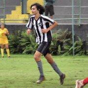 Base: Botafogo vence Bahia no CEFAT e mantém chances de avançar no Brasileiro Sub-17