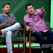 Jornalistas da ESPN colocam Botafogo na briga pelo título do Brasileiro; comentarista diz que objetivo é não cair