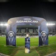 Falta de entrevista e minuto de silêncio podem gerar punições ao Botafogo pela Conmebol