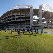 Botafogo abre espaço na folha e aguarda decisões das Copas para investir em reforços