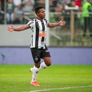 Rival: Cazares é vetado e desfalca Atlético-MG contra o Botafogo nesta quarta-feira