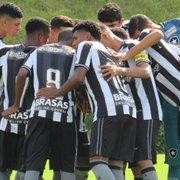 Base: com time Sub-17, Botafogo é superado por 1 a 0 pelo Itaboraí em jogo de ida da 2ª fase do OPG sub-20