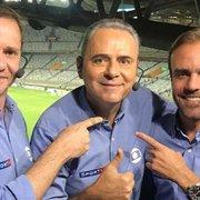 Opinião: Bob Faria e Globo exageram nas críticas ao Botafogo e poupam o Cruzeiro