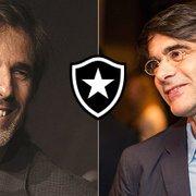 Montenegro diz que Moreira Salles não vão pilotar Botafogo S.A, mas faz ressalva: 'Um dia podem querer ser investidores'