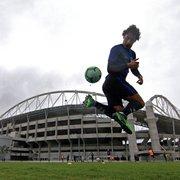 Comentarista: Marcinho, do Botafogo, é observado por Tite e pode aparecer nas próximas convocações da Seleção Brasileira