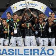 Barroca e seus pupilos retornam à Arena Corinthians, palco de título do sub-20 do Botafogo há três anos
