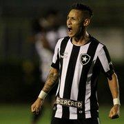 Botafogo estuda fazer investida pela volta do atacante Neilton