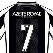 Botafogo anuncia novo patrocinador para a parte de trás da camisa: Azeite Royal