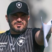 Presidente enche Barroca de elogios e já o vê no Botafogo S/A: 'Não sei como o Andrés o deixou sair'