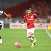 Internacional vai receber nesta quinta-feira proposta do Botafogo por Neilton