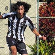 Base: Com gol de Matheus Nascimento, Botafogo vence Resende pela Taça Rio Sub-17