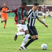 Base: Botafogo perde do Fluminense de virada e se despede do Carioca Sub-20