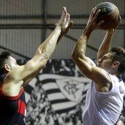 Contrato sem DAZN no basquete azeda relação entre Botafogo e Flamengo