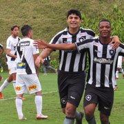 Base: Botafogo goleia Ponte Preta pelo Brasileirão Sub-20 e sobe na tabela