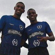 Com Gabriel fora, Kanu e Marcelo Benevenuto disputam vaga na zaga do Botafogo
