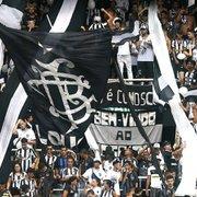 Enderson pede apoio dos alvinegros em reencontro com torcida do Botafogo: 'Precisam jogar com a gente'