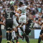 Após se unirem na torcida pelo Vasco, Botafogo e Fluminense voltam a ser rivais por vaga na Sul-Americana
