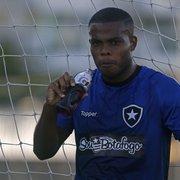Botafogo deve ter Vinicius Tanque no ataque contra o Fluminense; Carli retorna