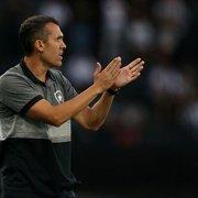 Após demissão de Barroca, Bruno Lazaroni assume time do Botafogo interinamente
