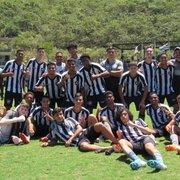 Base: Botafogo vence Fluminense com dois de Matheus Nascimento e avança para a final da Taça Rio Sub-17