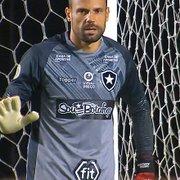 Botafogo abre conversas para renovar contrato de Diego Cavalieri e pensa em manter Yuri