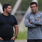 Dez técnicos em três anos: os comandantes do Botafogo na Era Nelson Mufarrej