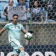 Renato Gaúcho elogia Gatito, mas nega interesse do Grêmio em goleiro do Botafogo