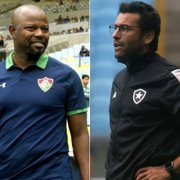 Fluminense ou Botafogo? Comentaristas apontam clube que mais preocupa na luta contra o rebaixamento