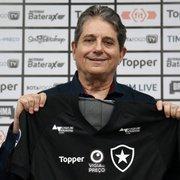 Rotenberg diz que Botafogo manterá promoções, reitera confiança no elenco e fala da S/A: 'Somos clube do futuro'