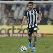 Montenegro elogia Gabriel, mas deixa futuro nas mãos da Botafogo S.A