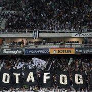 Botafogo divulga protocolos e esquema de venda de ingressos para jogo contra o Sampaio Corrêa